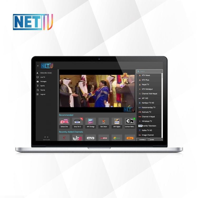 Net Web App