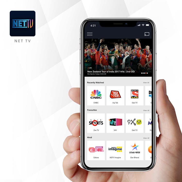 NET Mobile App